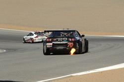 #70 SpeedSource MazdaSpeeed Modspace Castrol Mazda Rx-8: Jonathan Bomarito, Sylvain Tremblay