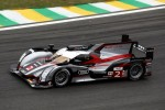 #2 Audi Sport Team Joest R18 ultra: Tom Kristensen, Allan McNish, Lucas di Grassi