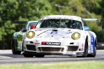 #24 Competition Motorsports Porsche 911 GT3 Cup: Bob Faieta, Michael Avenatti