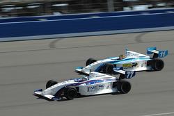 Tristan Vautier, Sam Schmidt Motorsports and Esteban Guerrieri, Sam Schmidt Motorsports