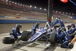 Pit stop for Alex Tagliani, Team Barracuda - BHA Honda