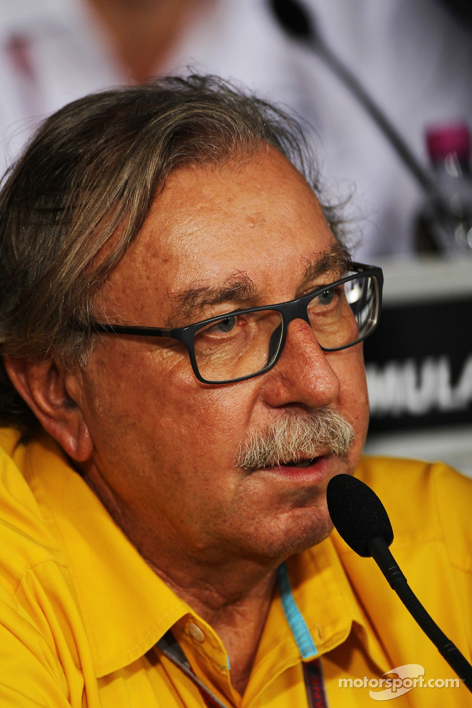 Jean-Francois Caubet, Renault Sport F1 Managing Director