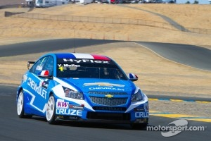 Yvan Muller, Chevrolet Cruze 1.6T, Chevrolet