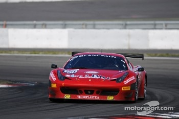 #150 AF Corse Ferrari 458 Italia: Gaetano Ardagna Perez, Giuseppe Ciro