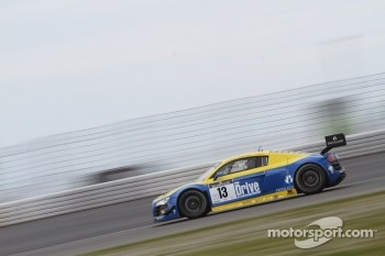 #13 Phoenix Racing Audi R8 LMS Ultra: Luca Ludwig, Harold Primat, Rene Rast