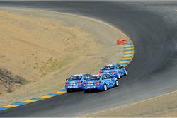 Alain Menu, Chevrolet Cruze 1.6T, Chevrolet, Robert Huff, Chevrolet Cruze 1.6T, Chevrolet and Yvan Muller, Chevrolet Cruze 1.6T, Chevrolet