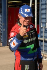 Pole Winner Jason Plato, MG KX Momentum Racing