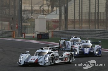 #2 Audi Sport Team Joest R18 e-tron quattro: Tom Kristensen, Allan McNish