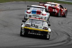 # 43 Team Sahlen TheRaceSite.Com Mazda RX-8: Dane Cameron, Wayne Nonnamaker