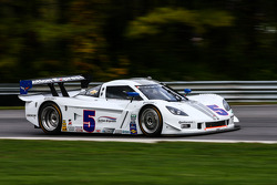 # 5 Action Express Racing Corvette DP: David Donohue, Brian Frisselle