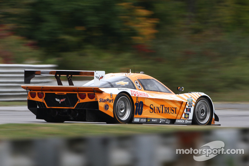 # 10 Suntrust Racing Chevrolet Corvette Dallara DP: Max Angelelli, Ricky Taylor