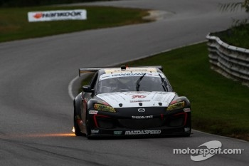# 70 SpeedSource Mazda RX-8: Jonathan Bomarito, Sylvain Tremblay
