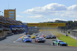 Start: Augusto Farfus Jr., BMW Team RBM BMW M3 DTM