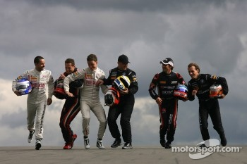 The 2012 title contenders