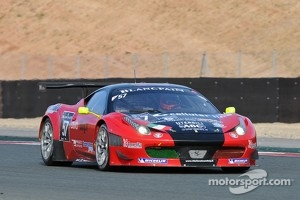 #57 Vita4one Racing Team Italy Ferrari 458 Italia: Eugenio Amos, Giacomo Petrobelli, Alessandro Bonacini