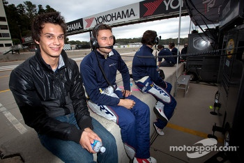 Mario Farnbacher and Kuno Wittmer