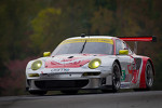 #45 Flying Lizard Motorsports Porsche 911 GT3 RSR: Jrg Bergmeister, Patrick Long, Patrick Pilet