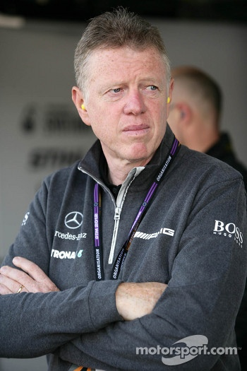 Eric Neve, HWA AG, former Head of Motorsport at Chevrolet