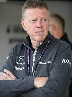 Eric Neve, HWA AG, former Head of Motorsport at Chevrolet