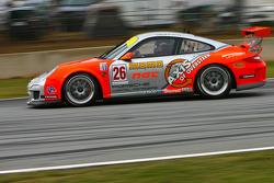 #26 NGT Motorsport, Porsche997/2011: Carlos Gomez