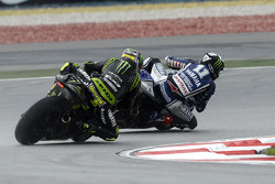 Ben Spies, Yamaha Factory Racing and Cal Crutchlow, Yamaha Tech 3
