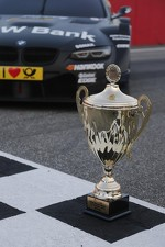 Winner Trophy of Bruno Spengler, BMW Team Schnitzer BMW M3 DTM