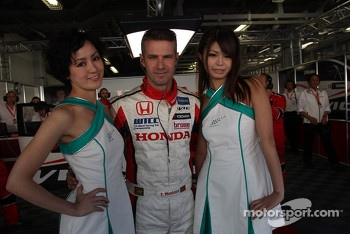 Tiago Monteiro, Honda Civic Super