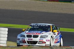 Masaki Kano, BMW E90 320si, Liqui Moly Team Engstler