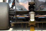 McLaren rear diffuser detail