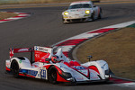 #41 Greaves Motorsport Zytek Z11SN Nissan: Christian Zugel, Ricardo Gonzalez, Elton Julian