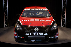 The new Nissan Altima for 2013