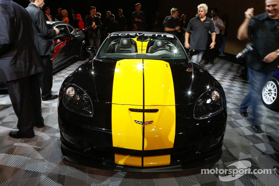 The 2013 Corvette 427 Convertible Collector Edition