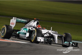 Michael Schumacher, Mercedes AMG F1