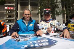 Alain Menu, Chevrolet Cruze 1.6T, Chevrolet and Franz Engstler, BMW 320 TC,  Liqui Moly Team Engstler