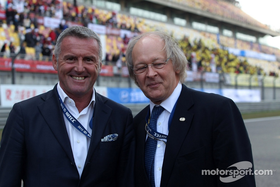 Marcello Lotti, WTCC General Manager