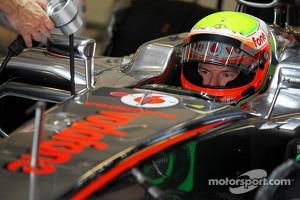 Oliver Turvey, McLaren McLaren Test Driver