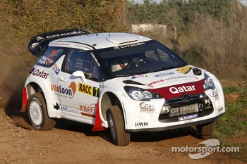 Hans Weijs Jr. and Bjorn Degandt, Citroën DS3 WRC