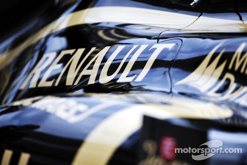 Renault detail