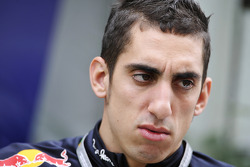 Sebastien Buemi, Toro Rosso and Red Bull third driver