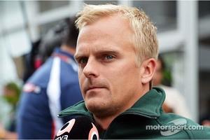 Heikki Kovalainen, Caterham