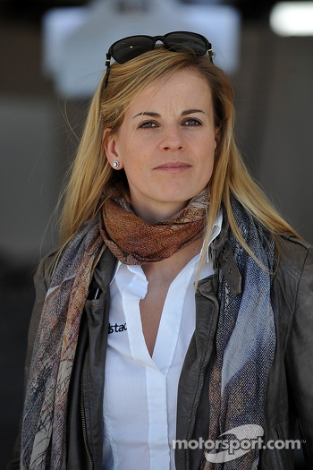 Susie Wolff, Williams F1