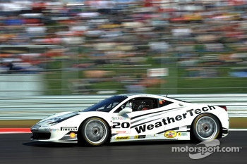 #20 Ferrari of Houston: Cooper MacNeil