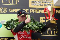 3rd position Alex Lynn