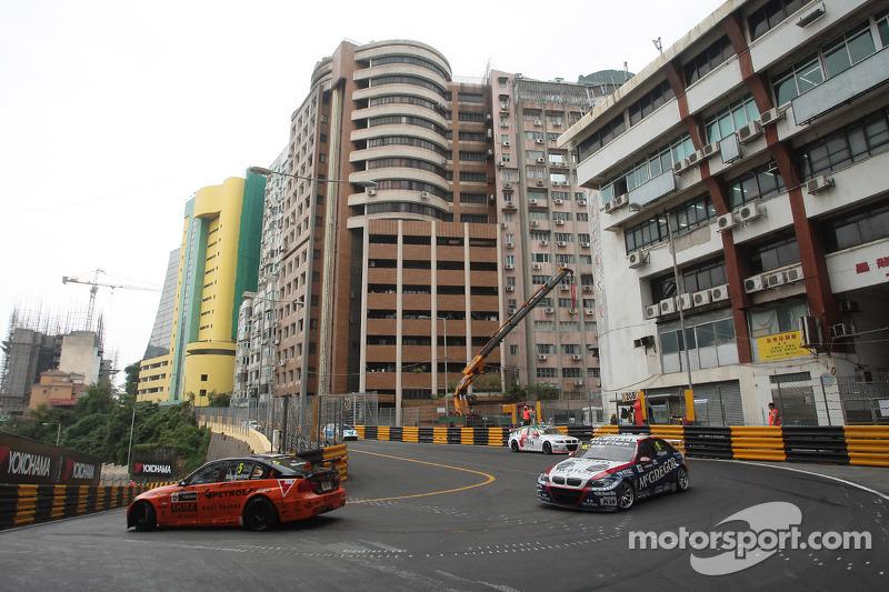 Norbert Michelisz, BMW 320 TC, ROAL Motorsport