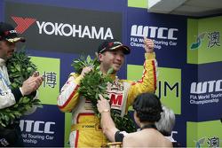 Yokohama Trophy,st position Darryl O'Young, Chevrolet Cruze