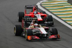 F1: Narain Karthikeyan, HRT Formula One Team