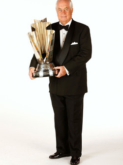 2012 champion team owner Roger Penske