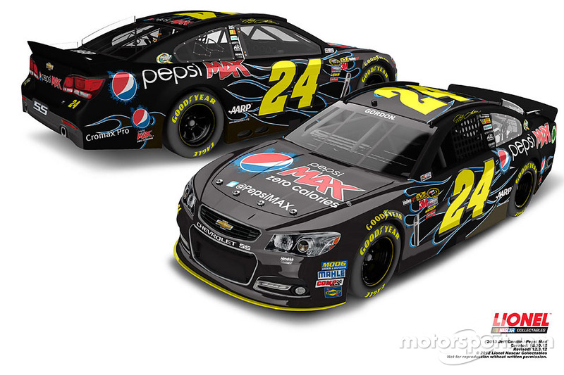 2013 Lionel diecast collectible - Jeff Gordon