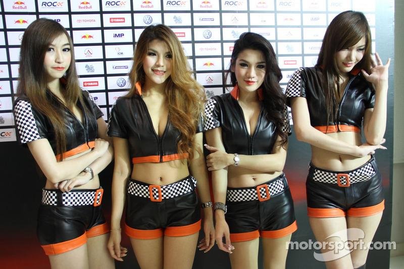 Lovely ROC girls