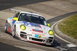 #53 Porsche 911 GT3 Cup: Andreas Ziegler, Ronnie Saurenmann, Don Stefano